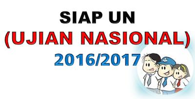 Info Lengkap Ujian Nasional (UN) 2017 Tingkat SD, SMP, SMA